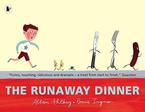 9781406305494: The Runaway Dinner