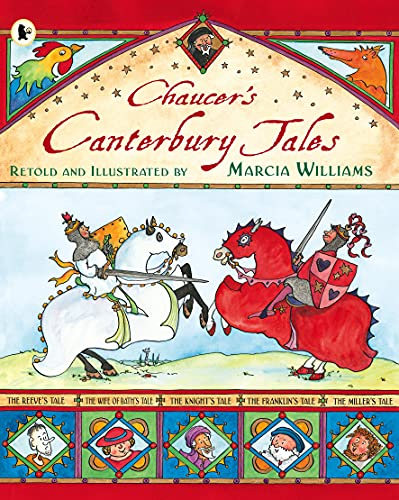 9781406305623: Chaucer's Canterbury Tales