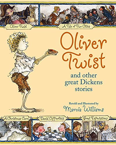 9781406305630: Oliver Twist and Other Great Dickens Stories