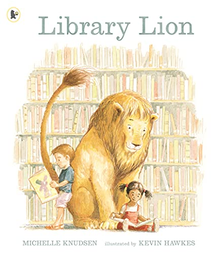 9781406305678: Library Lion