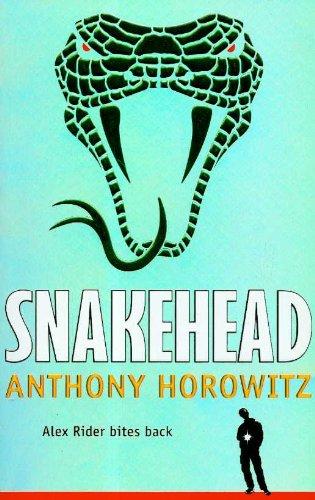 9781406305722: Snakehead (Alex Rider)