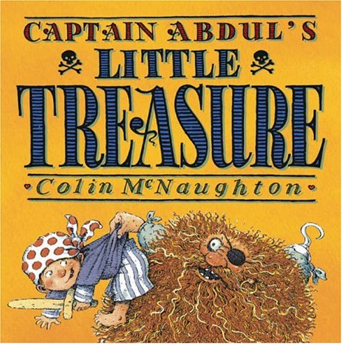 9781406305852: Captain Abdul's Little Treasure