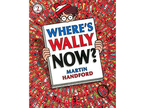 Where's Wally Now?: Handford, Martin
