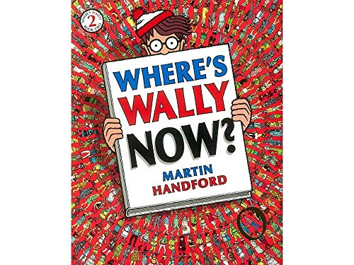 Where's Wally Now? (1406305863) by Handford, Martin