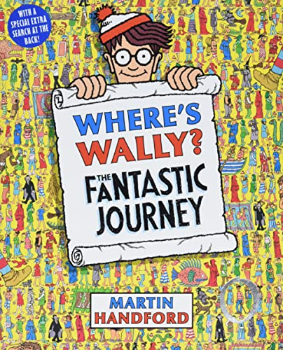 9781406305876: Where's Wally? The Fantastic Journey