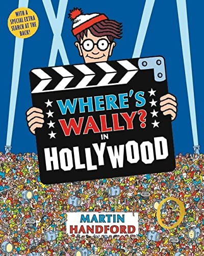 9781406305883: Where's Wally? In Hollywood