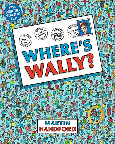9781406305890: Where's Wally?