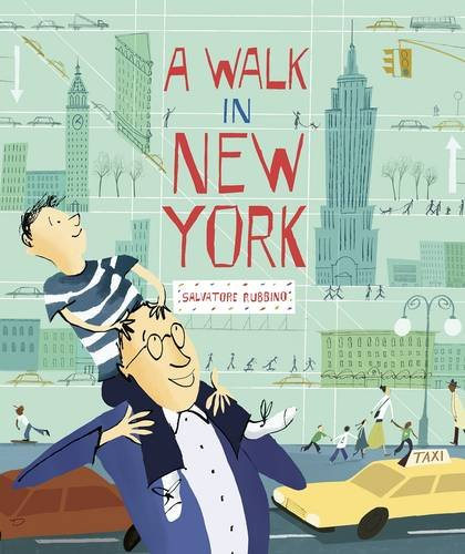 9781406306149: A Walk in New York