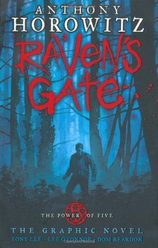 Power Of Five Bk 1: Raven's Gate Graphic (1406306479) by Anthony Horowitz; Tony Lee