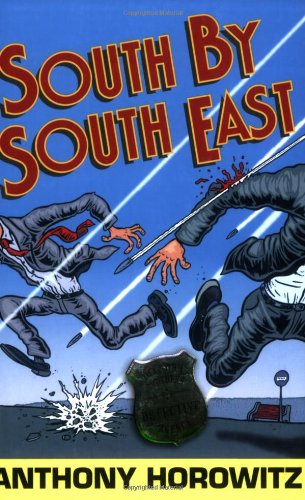 9781406306804: South by South East (Diamond Brothers)