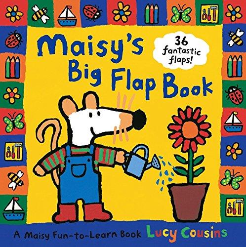 9781406306880: Maisy's Big Flap Book