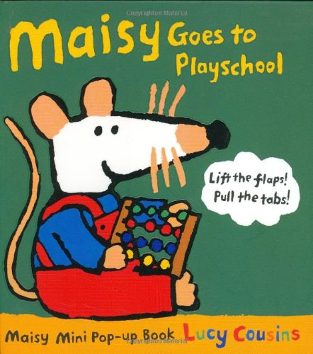 9781406306927: Maisy Goes To Playschool Mini
