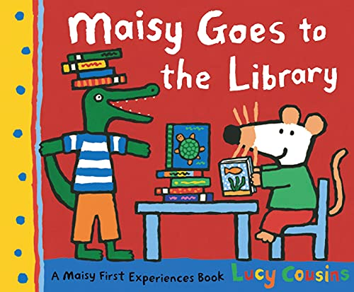 9781406306965: Maisy Goes to the Library