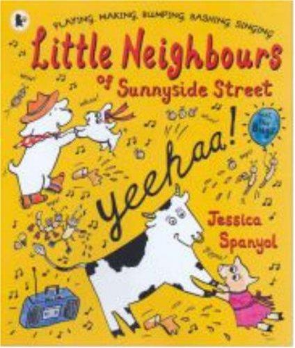 9781406307337: Little Neighbours Of Sunnyside Street