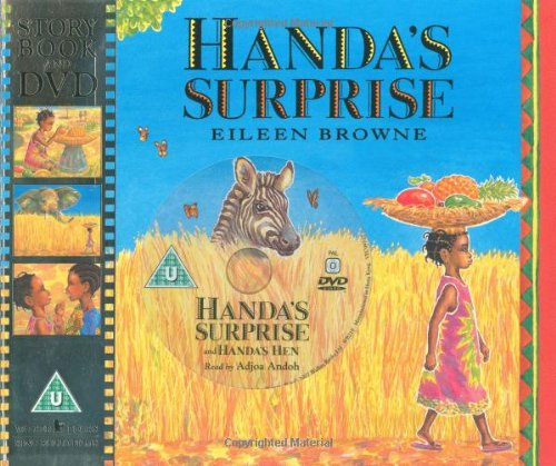 9781406307511: Handa's Surprise (Book & DVD)