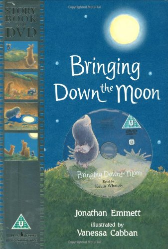 9781406307573: Bringing Down The Moon Pbk With Dvd