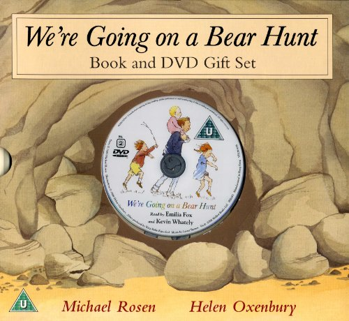 9781406307597: WE'RE GOING ON A BEAR HUNT