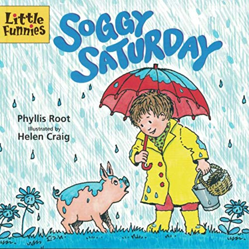 9781406307870: Soggy Saturday (Little Funnies)