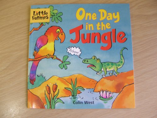 9781406307917: One Day in the Jungle Little Funnies