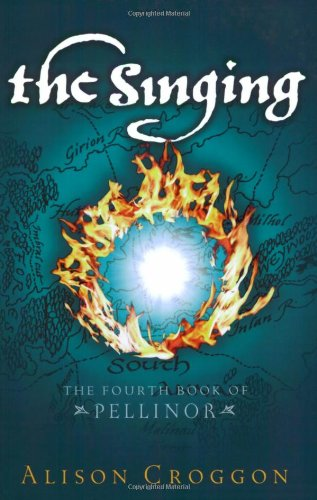 9781406308020: The Singing: The Fourth Book of Pellinor