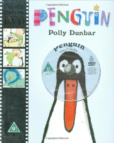 9781406308365: Penguin with DVD (Book & DVD)