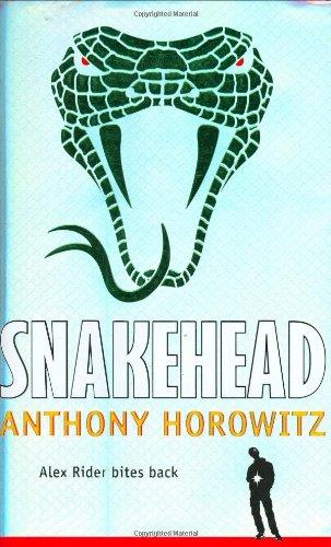 Snakehead: Horowitz, Anthony