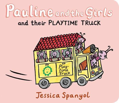 9781406309454: Pauline and the Girls and Their Playtime Truck (MiniBug books)