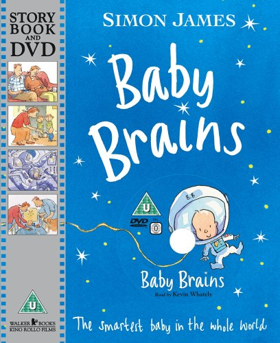 9781406309584: Baby Brains: The Smartest Baby in the Whole World