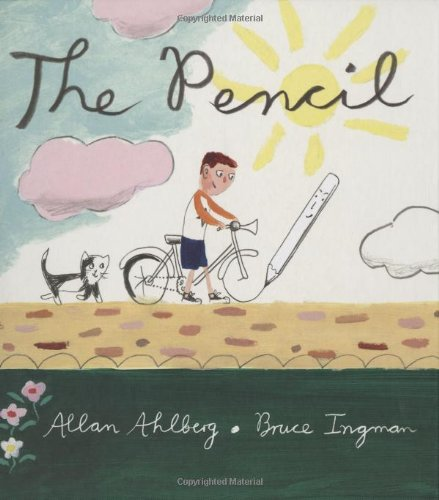 The Pencil (1406309621) by Ahlberg, Allan