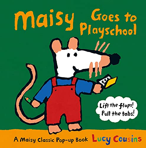 9781406309713: Maisy Goes To Playschool