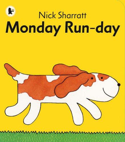 9781406309935: Monday Run Day (Read Me Beginners Series)