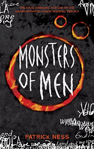 Monsters of Men *Signed, lined & dated*: Ness, Patrick