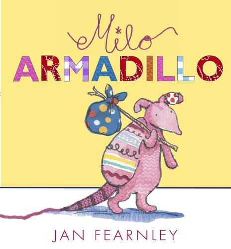 9781406310306: Milo Armadillo