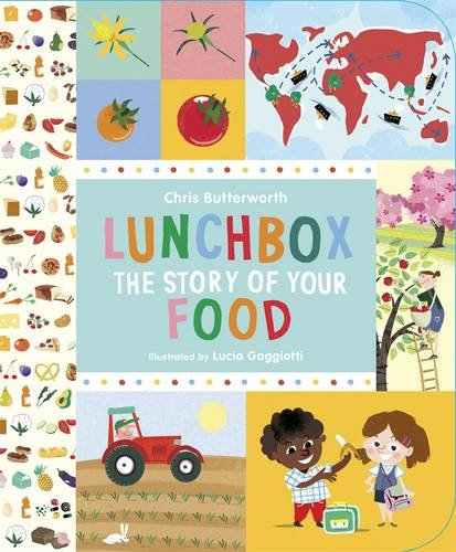 9781406310900: Lunchbox: The Story of Your Food