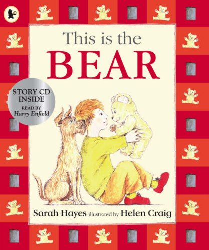 9781406310931: This Is The Bear Pbk With Cd (Book & CD)