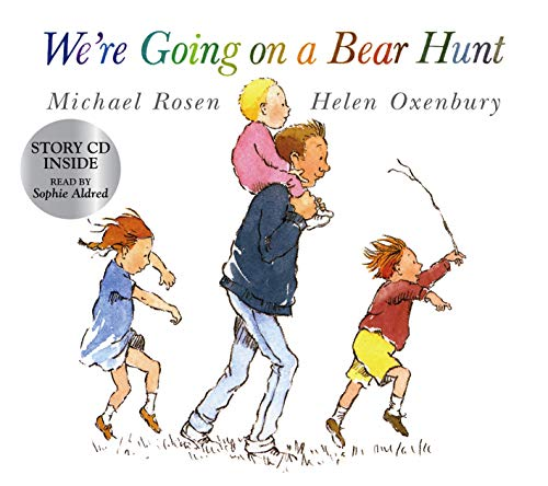 We're Going on a Bear Hunt (1406310948) by Michael Rosen