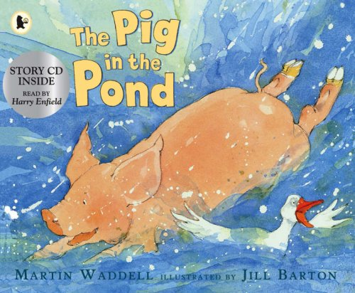 9781406310986: Pig in the Pond (Book & CD)