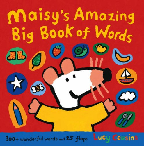 9781406310993: Maisy's Amazing Big Book of Words