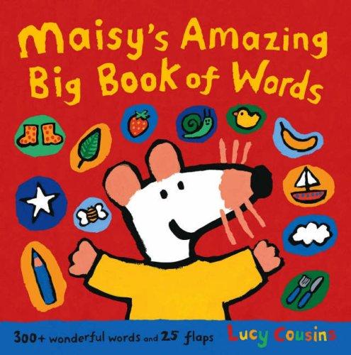 9781406310993: Maisy's Amazing Big Book Of Words