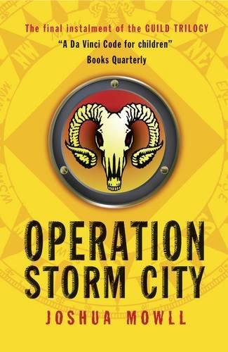9781406311327: Operation Storm City