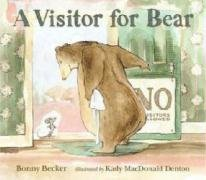 9781406311549: A Visitor For Bear