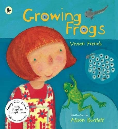 9781406311730: Growing Frogs
