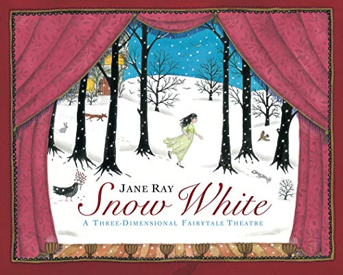 Snow White: A Three-Dimensional Fairy-Tale Theatre (1406311839) by Jane Ray