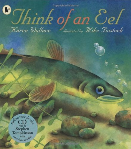 9781406312027: Think of an Eel (Nature Storybooks) Book and CD set