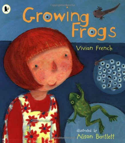 9781406312065: Growing Frogs