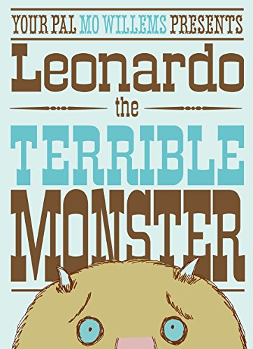 9781406312157: Leonardo the Terrible Monster