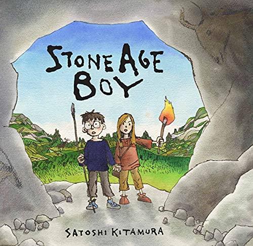 9781406312195: Stone Age Boy