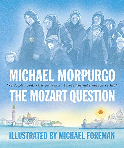 9781406312201: The Mozart Question
