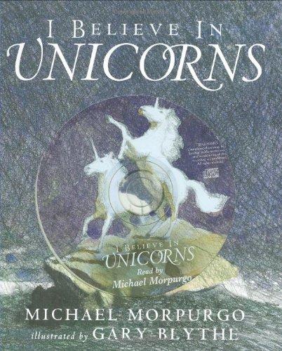 9781406312300: I Believe In Unicorns Pbk And Cd