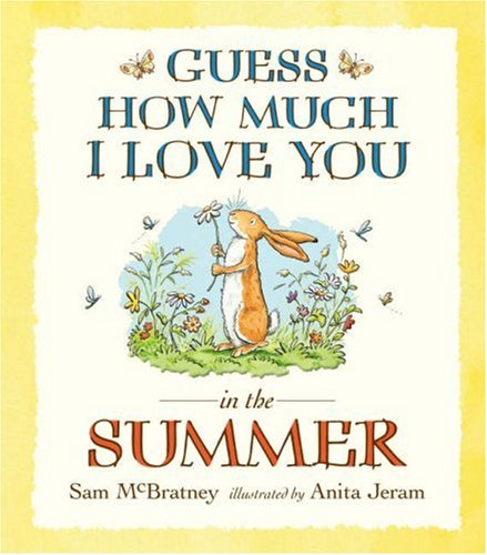 9781406312454: Guess How Much I Love You in the Summer
